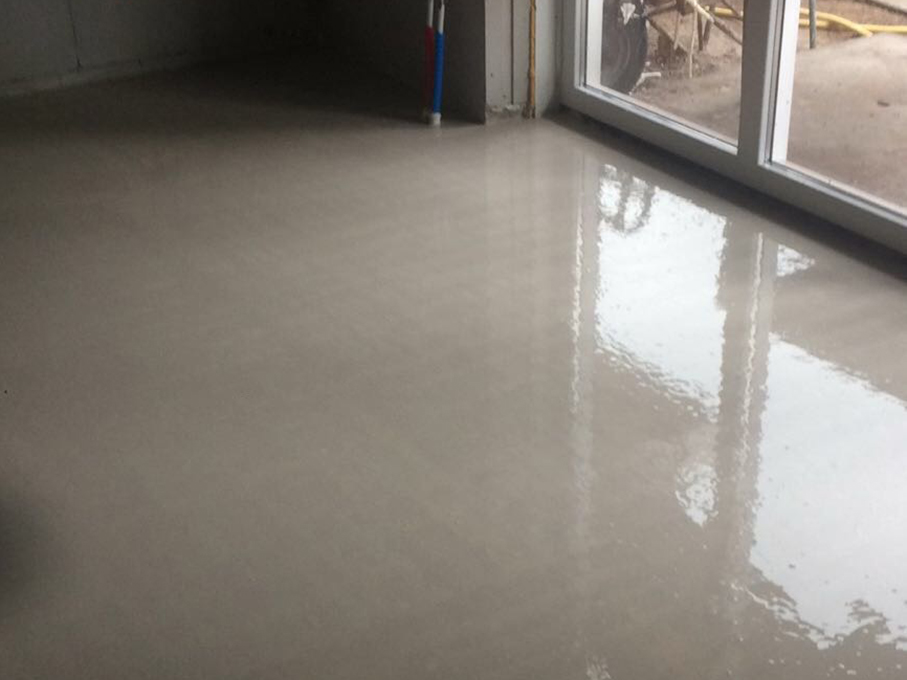 Rw vloerenbedrijf dekvloeren voor projecten industrie en